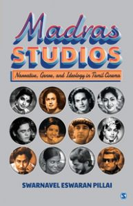 poster with pictures of various influential people in Tamil cinema