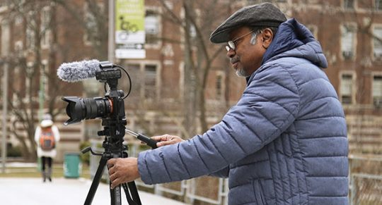 Dr. Pillai: Documenting Lives Through Film