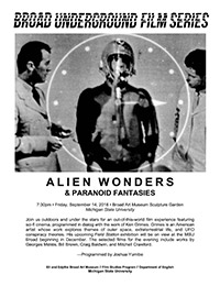 alien wonders film series poster