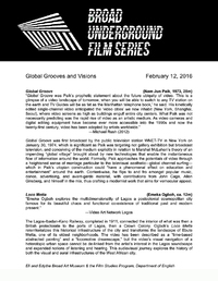 february series poster