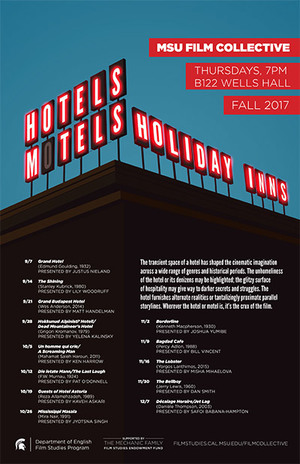 Hotels, Motels, Holiday Inns Film Collective Poster
