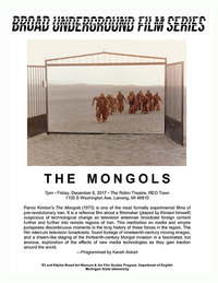 the mongols series poster