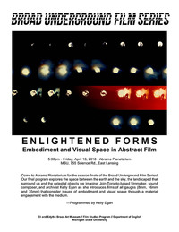 enlightened forms series poster