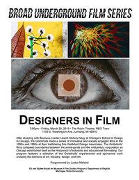 designers in film poster