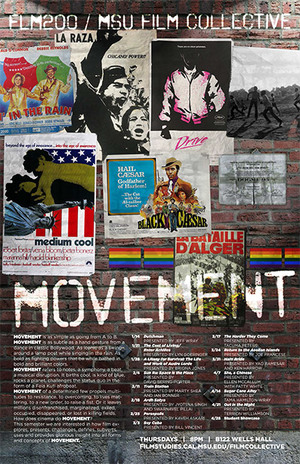 Movement Film Collective Poster