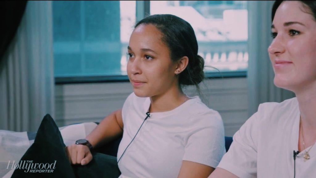 Film Studies Major Mimi Anagli Interns At Toronto International Film Festival Film Studies Program