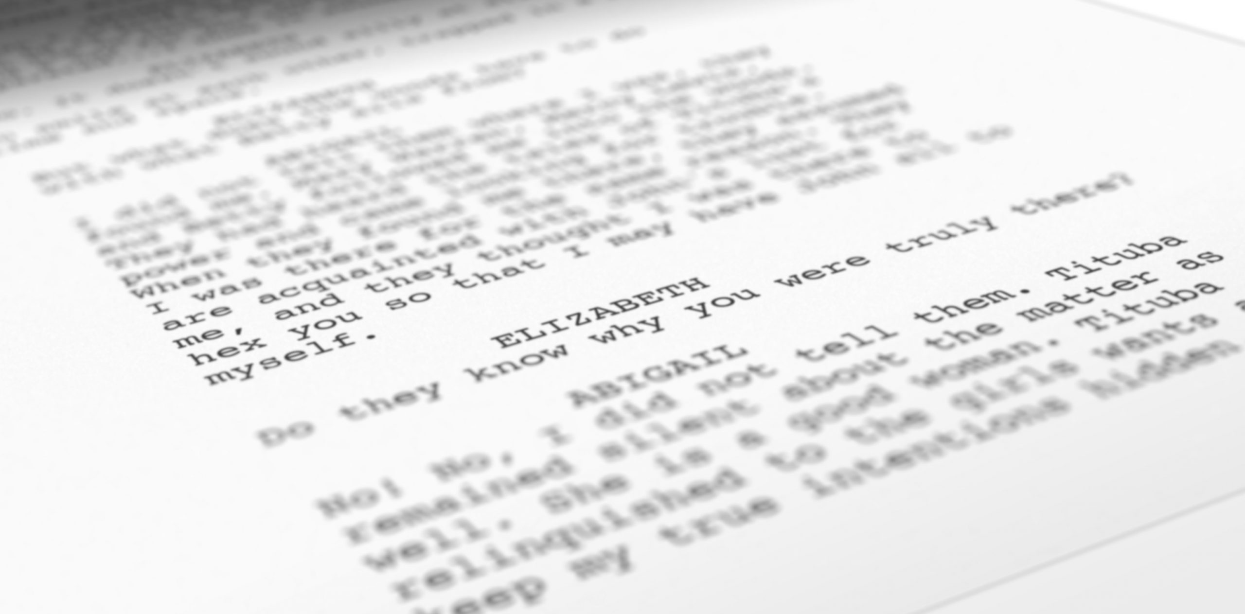 Student screenplay wins 2nd Laurence Allen Tate Film Writing Award
