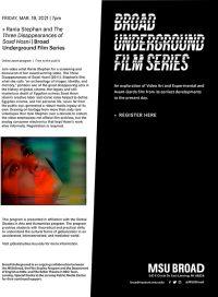 Broad Underground 2021_Rania Stephan