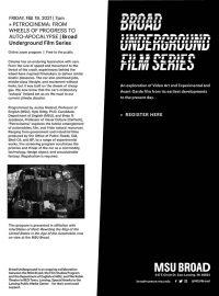 Broad Underground PetroCinema